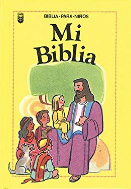 Mi Biblia = My Very Own Bible 9781560634133