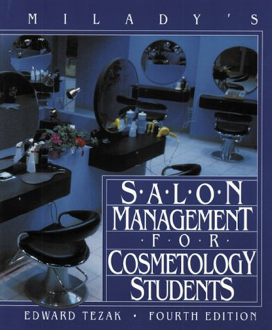 Milady's Salon Management for Cosmetology Students