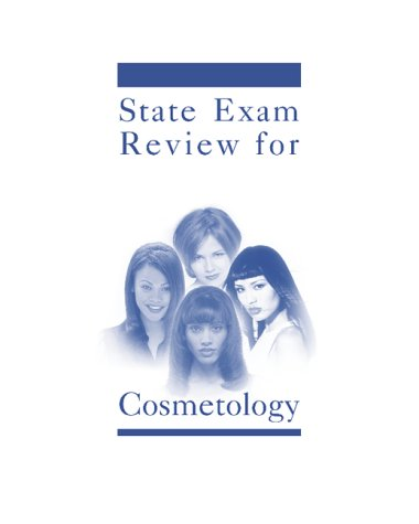 Milady's Standard State Exam Review for Cosmetology 9781562534721