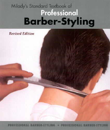 Milady's Standard Textbook of Professional Barber-Styling 9781562533663