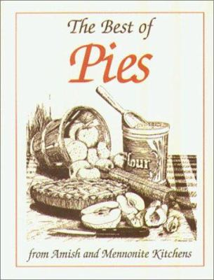 Mini Cookbook Collection: Best of Pies with Envelop [With Gift Envelope]