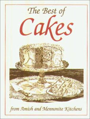 Mini Cookbook Collection: Best of Cakes with Envelope [With Gift Envelope] 9781561481590