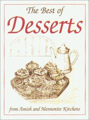 Mini Cookbook Collection: Best Desserts 9781561481613