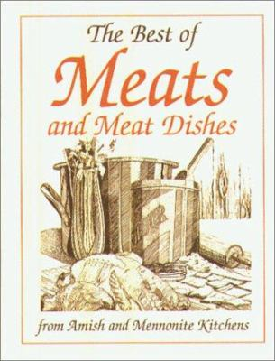 Mini Cookbook Collection: Best of Meats [With Gift Envelope] 9781561481620