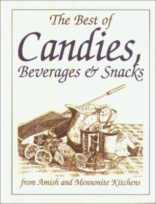 Mini Cookbook Collection: Best of Candies Beverages and Snacks [With Gift Envelope] 9781561481644