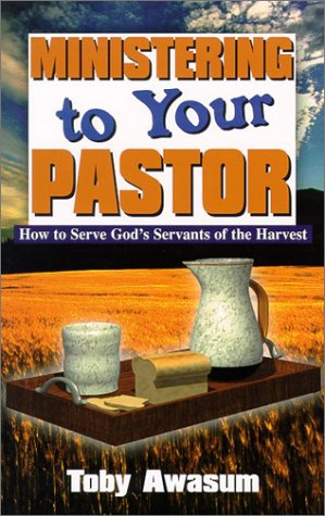Ministering to Your Pastor 9781560432883