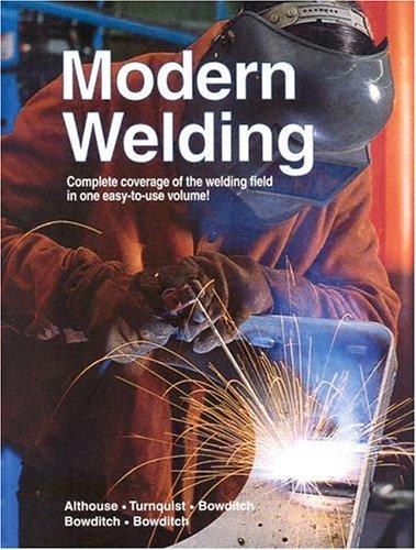 Modern Welding 9781566379878