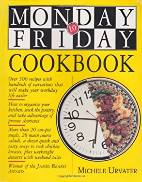 Monday-To-Friday Cookbook 9781563057489