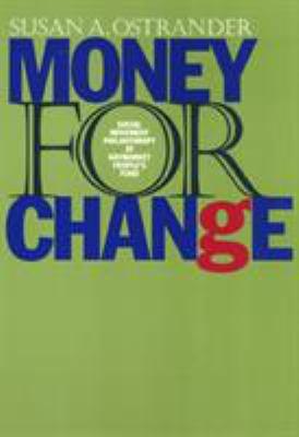 Money for Change PB 9781566393645