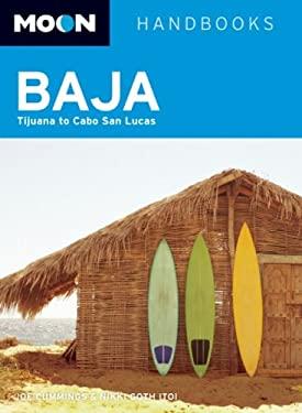 Moon Baja: Tijuana to Cabo San Lucas 9781566918008