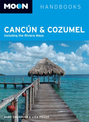 Moon Cancun & Cozumel 9781566917803