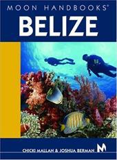 Moon Handbooks Belize 7013578