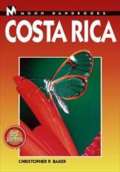 Moon Handbooks Costa Rica 7013407