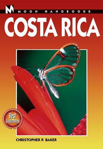 Moon Handbooks Costa Rica 9781566913447