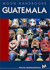 Moon Handbooks Guatemala 7013390