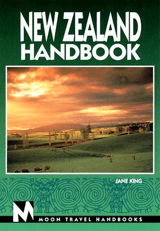 Moon Handbooks New Zealand 9781566911658