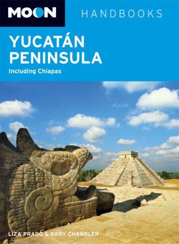 Moon Yucatan Peninsula 9781566917810
