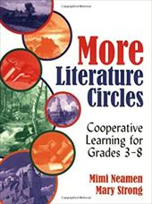 More Literature Circles: Cooperative Learning for Grades 3-8 6968184