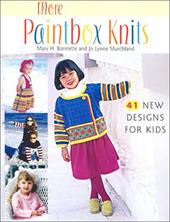 "More Paintbox Knits ""Print on Demand Edition"" 6989066"