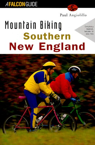 Mountain Biking Southern New England 9781560447481