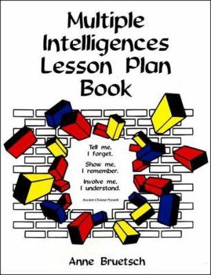 Multiple Intelligences Lesson Plan Book 9781569760956
