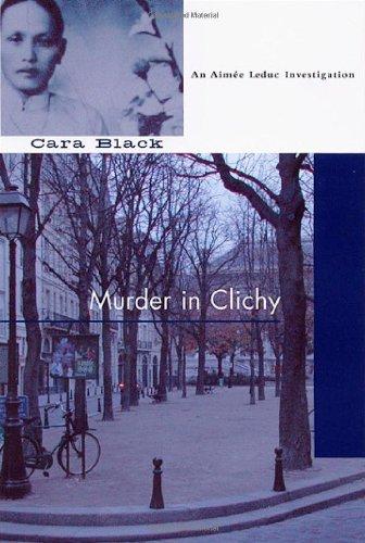 Murder in Clichy 9781569474112