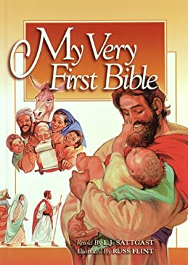 My Very First Bible 9781565073524
