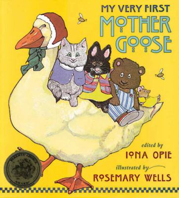My Very First Mother Goose 9781564026200