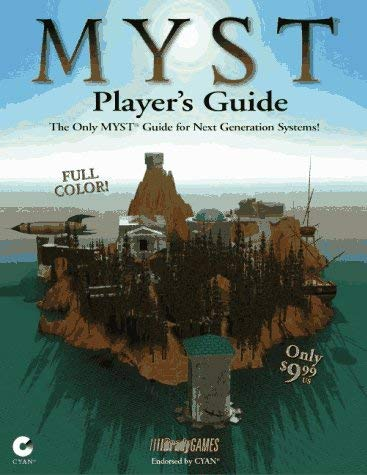Myst Player's Guide 9781566864824