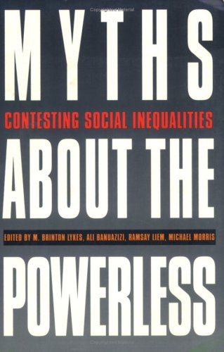 Myths about the Powerless PB 9781566394222