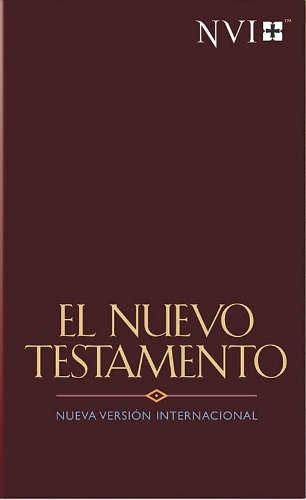 NVI Spanish New Testament - Maroon Jewel 9781563201240
