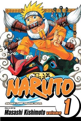 Naruto, Volume 1 9781569319000