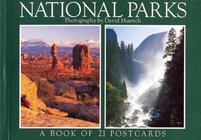 National Parks Postcard Book 9781563137525