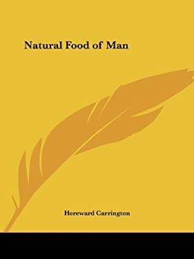 Natural Food of Man 9781564596833