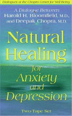 Natural Healing for Anxiety and Depression 9781561707409