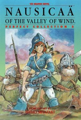 Nausicaa of the Valley of the Wind 9781569310878