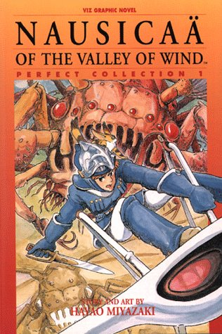 Nausicaa of the Valley of the Wind 9781569310960