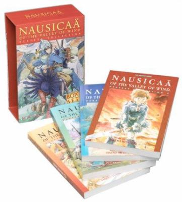 Nausicaa of the Valley of the Wind: Perfect Collection Boxed Set 9781569313480