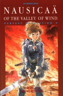 Nausicaa of the Valley of the Wind 9781569312117