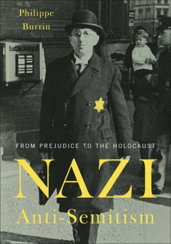 evolution of nazi anti semitism from historical Historical essay ernst haeckel's alleged anti-semitism and contributions to nazi biology robert j richards departments of history, philosophy, and.