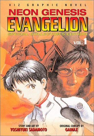 Neon Genesis Evangelion, Volume 1: Special Collector's Edition 9781569313251