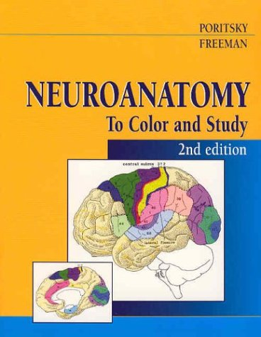 Neuroanatomy to Color and Study 9781560535508