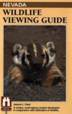 Nevada Wildlife Viewing Guide 9781560442073