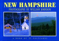 New Hampshire Postcard Book 9781563138447