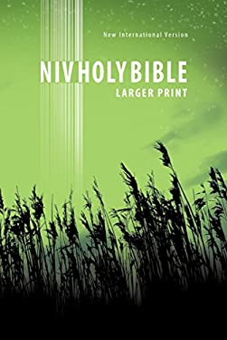 Large Print New Testament-NIV