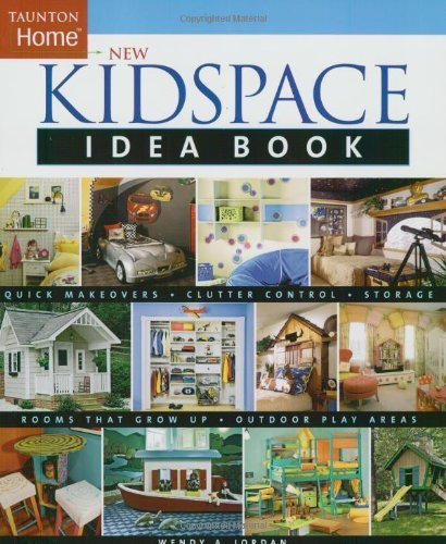 New Kidspace Idea Book 9781561586943