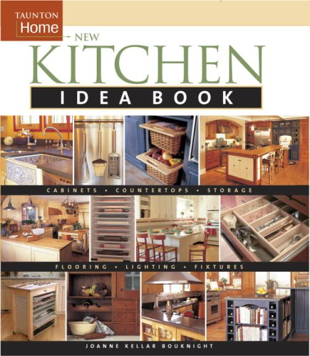 New Kitchen Idea Book 9781561586424