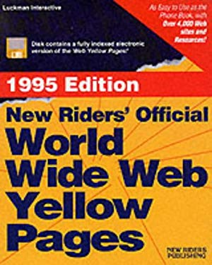 New Riders' Official World Wide Web Yellow Pages 9781562054496