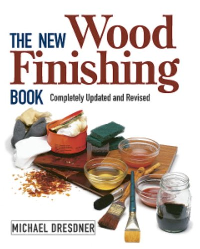 The New Wood Finishing Book 9781561582990