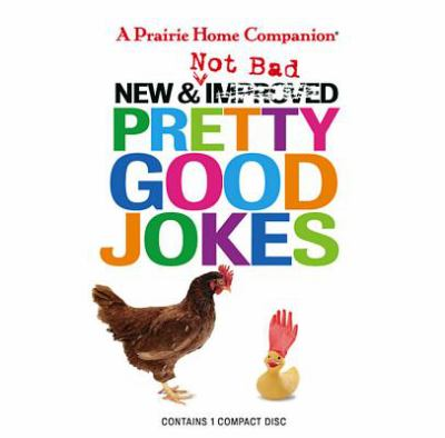 New and Not Bad Pretty Good Jokes 9781565119963